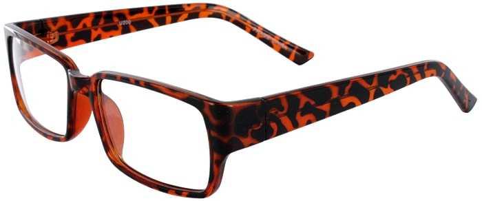 Prescription Glasses Model U200-TORTOISE-45
