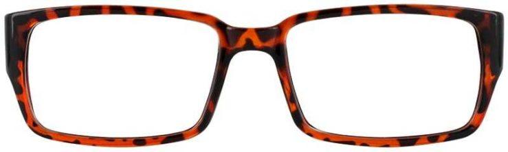 Prescription Glasses Model U200-TORTOISE-FRONT