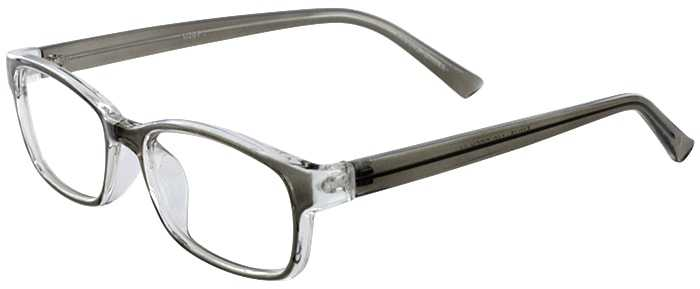 Prescription Glasses Model U201-GREY-45