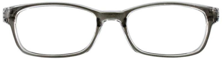 Prescription Glasses Model U201-GREY-FRONT