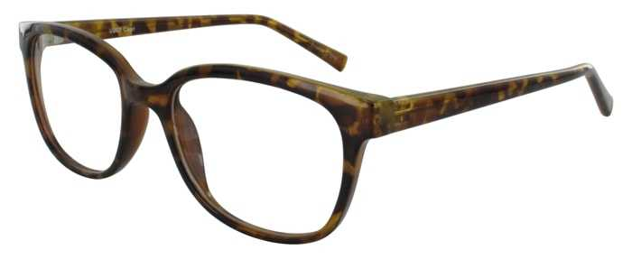 Prescription Glasses Model U203-TORTOISE-45