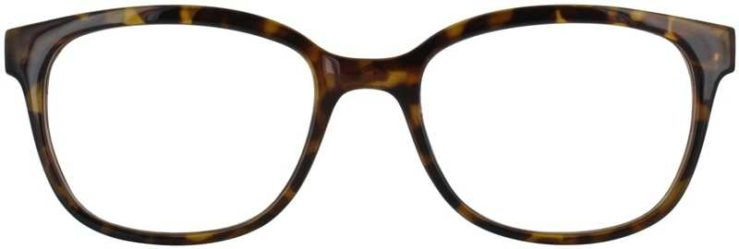 Prescription Glasses Model U203-TORTOISE-FRONT