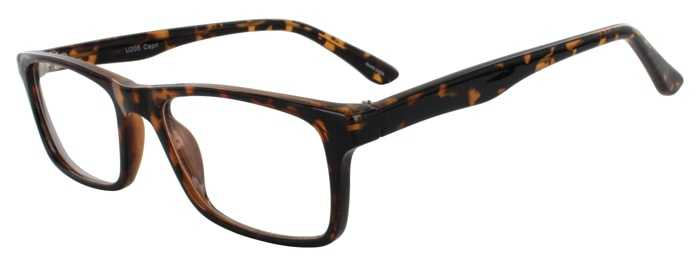Prescription Glasses Model U205-TORTOISE-45