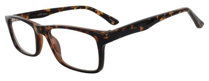 Prescription Glasses Model U205-TORTOISE-45