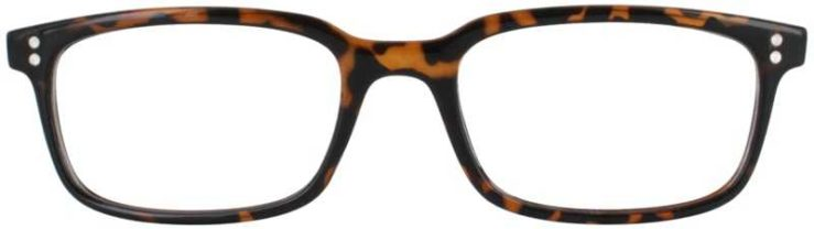 Prescription Glasses Model U207-TORTOISE-FRONT