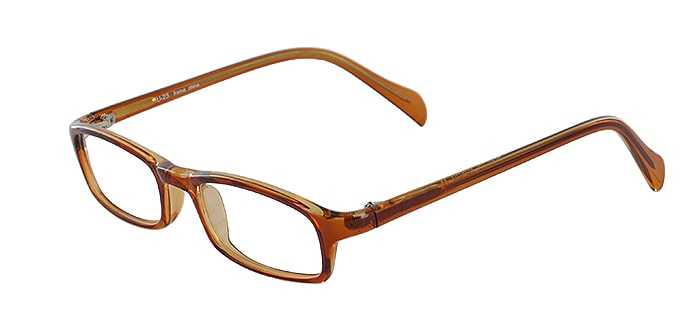 Prescription Glasses Model U23-BROWN-45