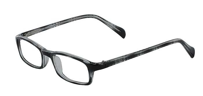 Prescription Glasses Model U23-GREY-MARBEL-45