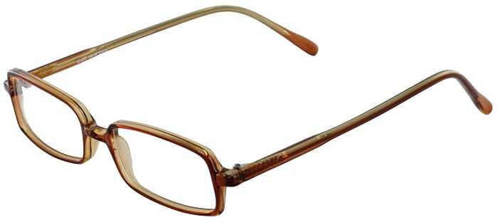 Prescription Glasses Model U28-BROWN-45
