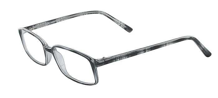 Prescription Glasses Model U32-GREY-MARBEL-45