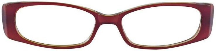 Prescription Glasses Model U33-MAUE-FRONT