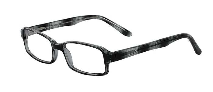 Prescription Glasses Model U34-GREY-MARBEL-45