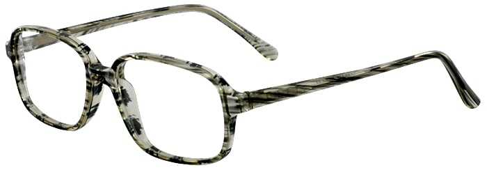 Prescription Glasses Model U36-GREY-45