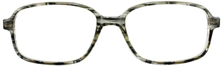 Prescription Glasses Model U36-GREY-FRONT