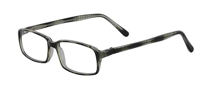Prescription Glasses Model U39-GREY-MARBEL-45