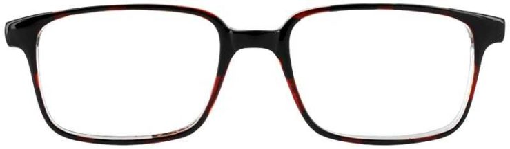 Prescription Glasses Model U40-TORTOISE-FRONT