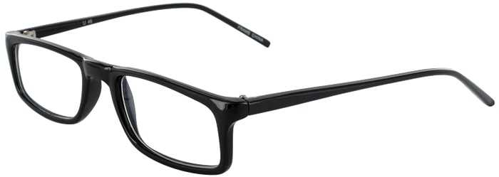 Prescription Glasses Model U46-BLACK-45