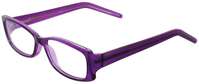Prescription Glasses Model U71-PURPLE-45