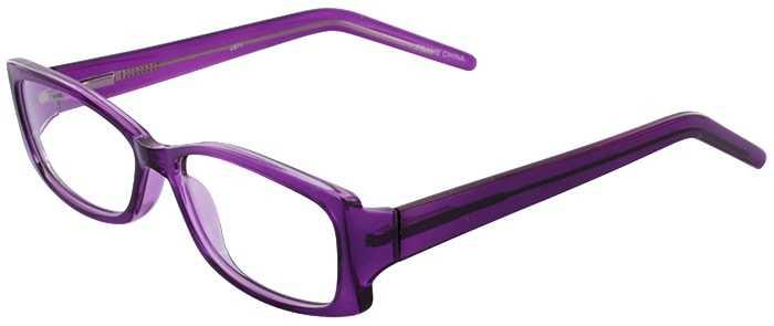 Prescription Glasses Model U71-PURPLE-45