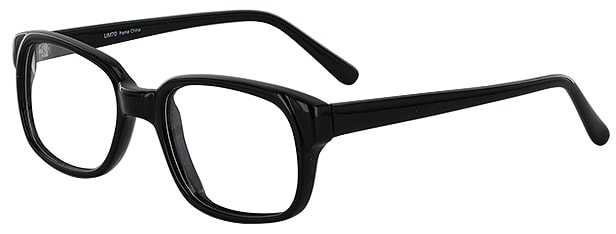 Prescription Glasses Model UM70-BLACK-45