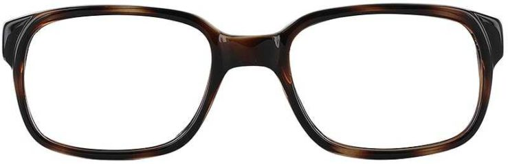 Prescription Glasses Model UM70-BROWN-FRONT