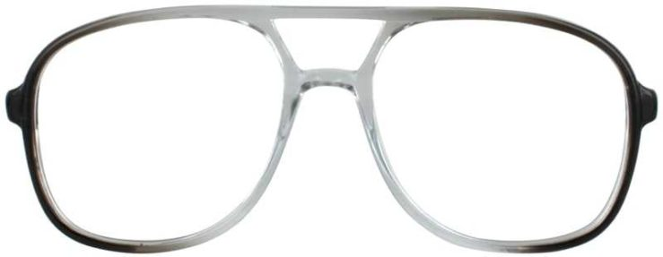 Prescription Glasses Model UM72-GREY-FRONT