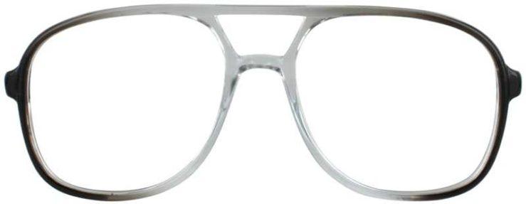Prescription Glasses Model UM72-GREY-FRONT