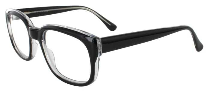 Prescription Glasses Model UM74-BLACK-45