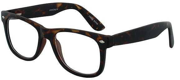 Prescription Glasses Model UNIVERSITY-TORTOISE-45