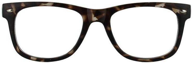 Prescription Glasses Model UNIVERSITY-TORTOISE-FRONT