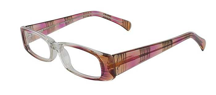 Prescription Glasses Model US55-BROWN-45
