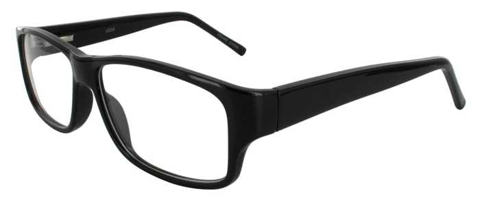 Prescription Glasses Model US59-BLACK-45