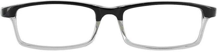 Prescription Glasses Model US60-BLACK-FRONT
