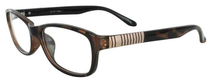 Prescription Glasses Model US67-TORTOISE-45