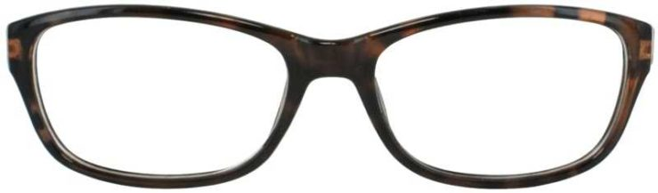 Prescription Glasses Model US67-TORTOISE-FRONT