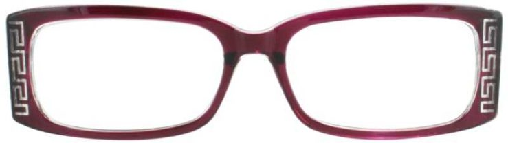 Prescription Glasses Model US68-PURPLE-FRONT