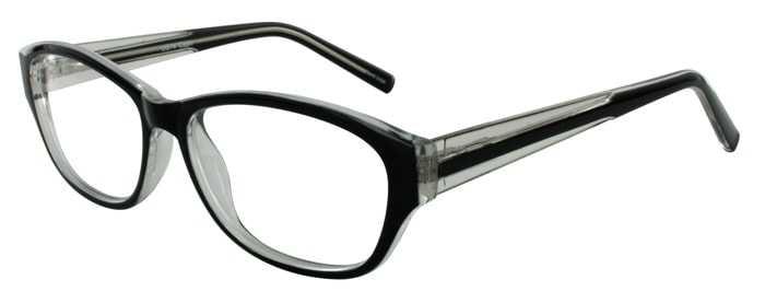 Prescription Glasses Model US74-BLACK-45