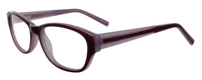 Prescription Glasses Model US74-PURPLE-45