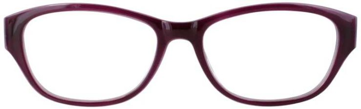 Prescription Glasses Model US74-PURPLE-FRONT