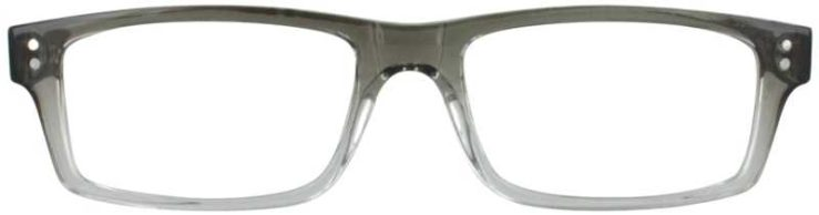 Prescription Glasses Model US75-GREY-FRONT