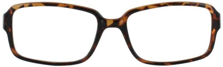 Prescription Glasses Model US76-TORTOISE-FRONT