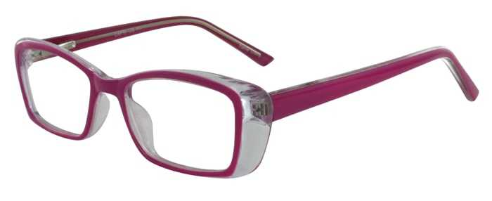 Prescription Glasses Model US77-PINK-45