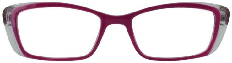 Prescription Glasses Model US77-PINK-FRONT