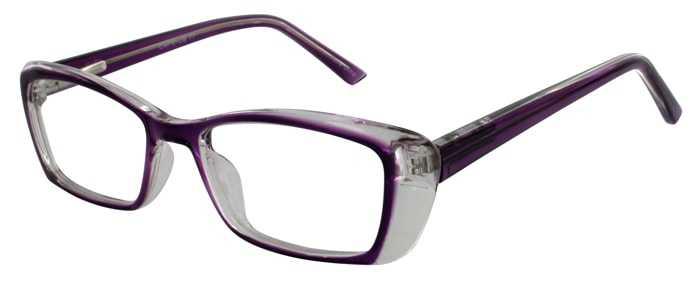 Prescription Glasses Model US77-PURPLE-45