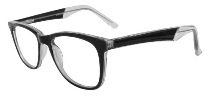 Prescription Glasses Model US78-BLACK-45