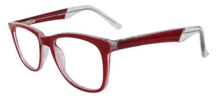 Prescription Glasses Model US78-RED-45