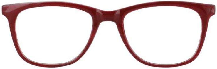 Prescription Glasses Model US78-RED-FRONT