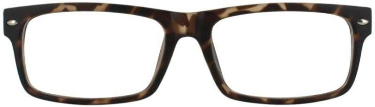 Prescription Glasses Model WISDOM-TORTOISE-FRONT