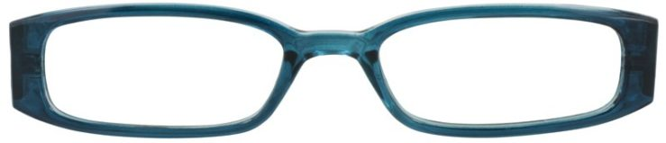 Prescription Glasses Model SOFIA-BLUE-FRONT