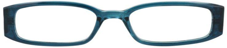 Prescription Glasses Model SOFIA-BLUE-FRONT
