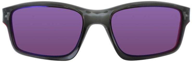 Oakley Prescription Glasses Model CHAINLINK-OO9247-10-FRONT
